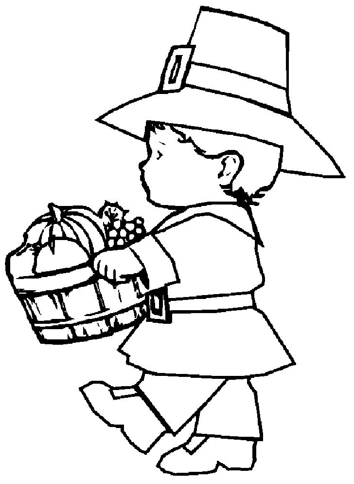 Free Thanksgiving Pilgrim Pictures, Download Free Clip Art