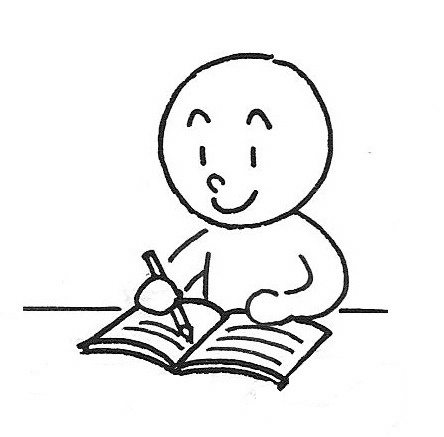 Free Writing Cartoon, Download Free Clip Art, Free Clip
