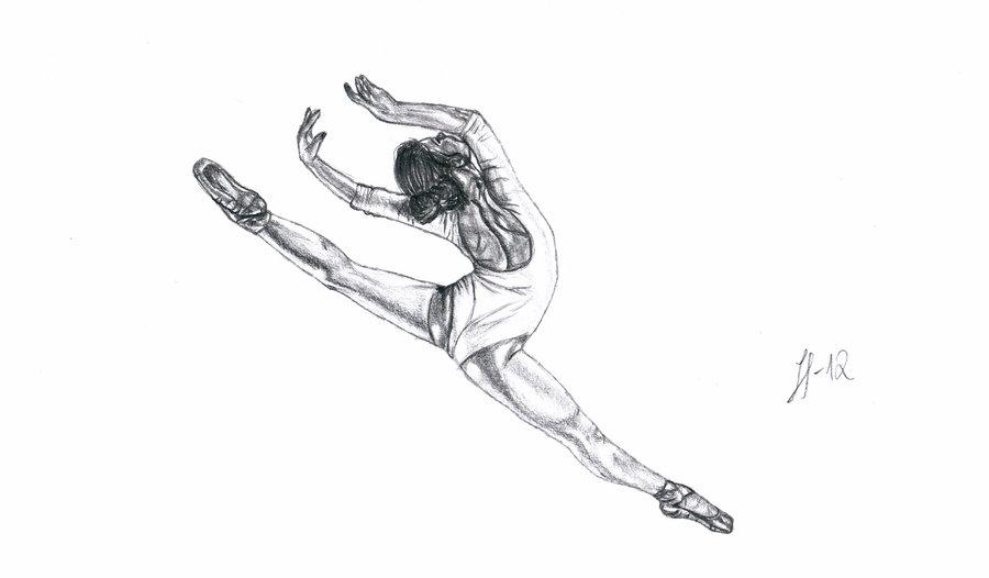 Free Ballerina Zeichnung, Download Free Clip Art, Free