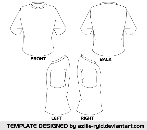 Free Blank T-shirt, Download Free Clip Art, Free Clip Art