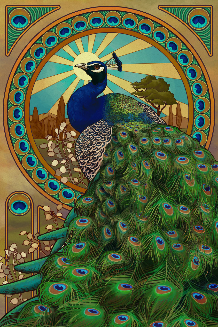 Fall Feather Wallpaper Free Peacock Images Art Download Free Clip Art Free Clip