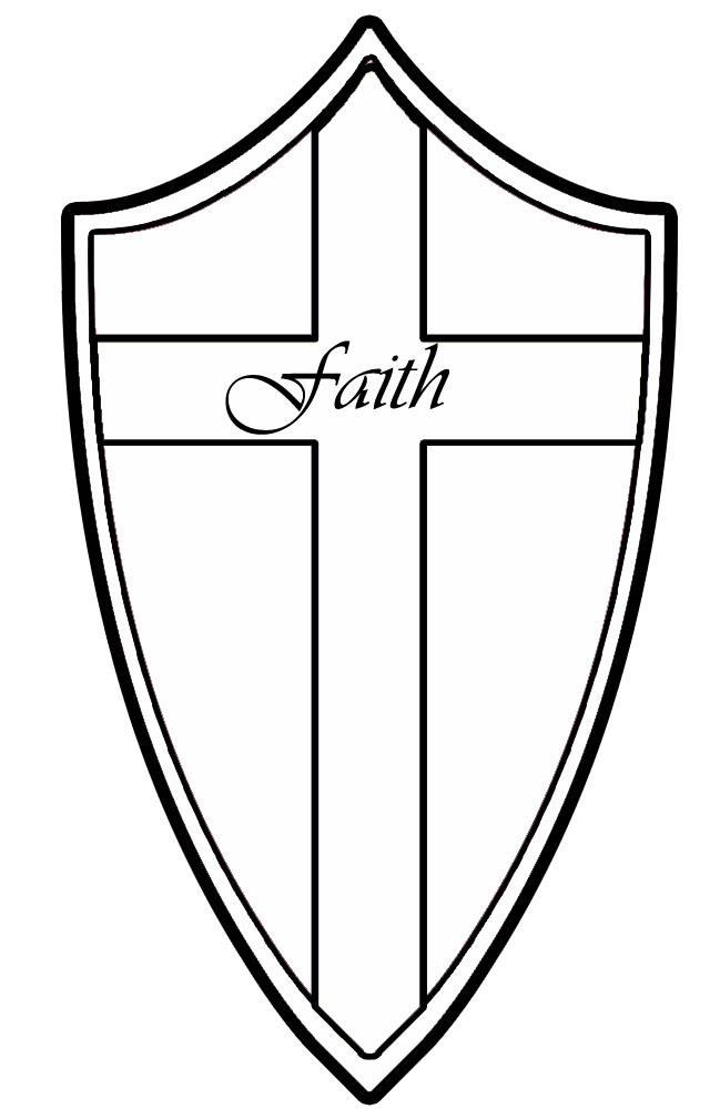 Free Shield Of Faith Tattoo, Download Free Clip Art, Free
