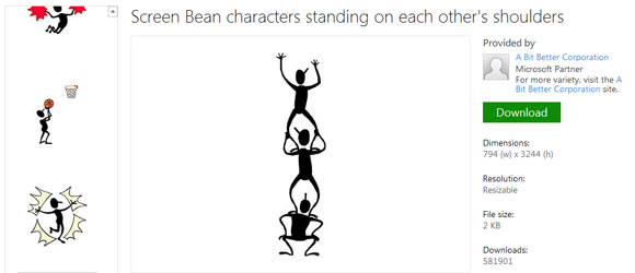 Free Bean People, Download Free Clip Art, Free Clip Art on