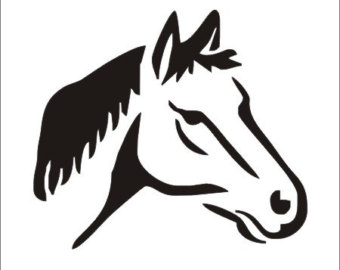 Free Printable Horse Stencils, Download Free Clip Art