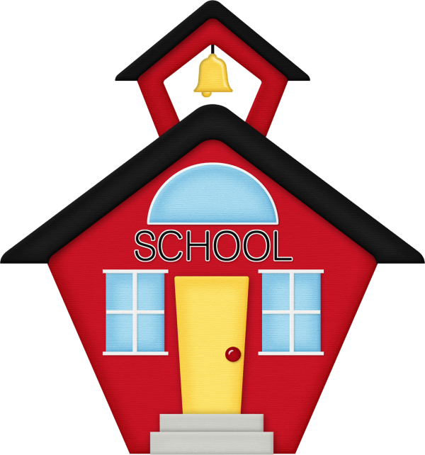 Free School House Graphics Clip Art Clipart Library