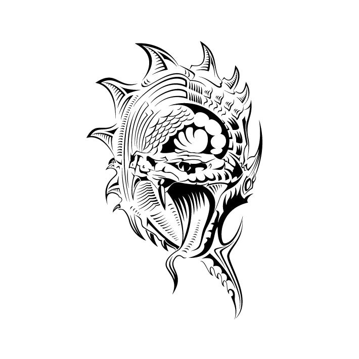 Free Free Printable Tattoo Stencils, Download Free Clip