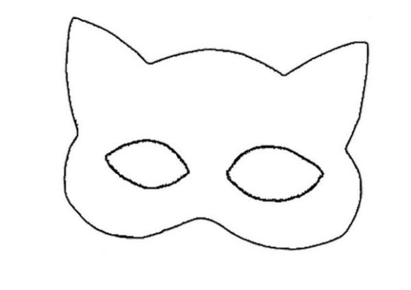 Batman Mask Templates Printable images