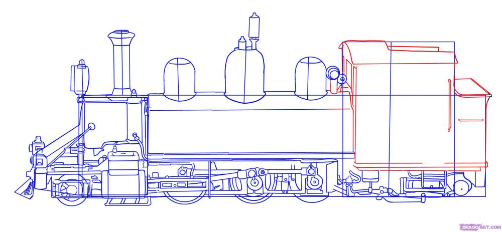 medium resolution of how to draw a train step by step trains transportation free