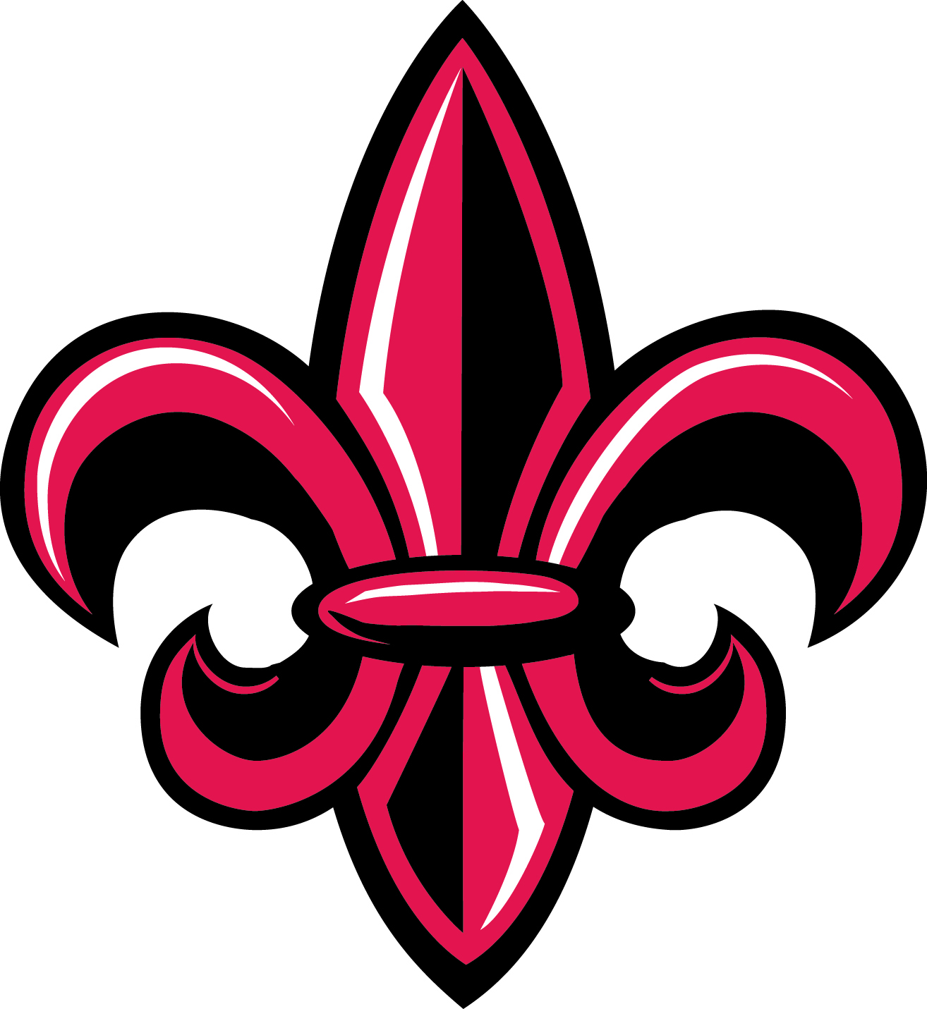 hight resolution of fleur de lis image clipart library