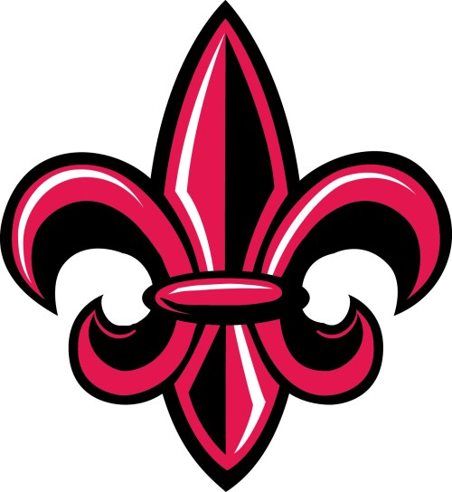 small resolution of fleur de lis image clipart library