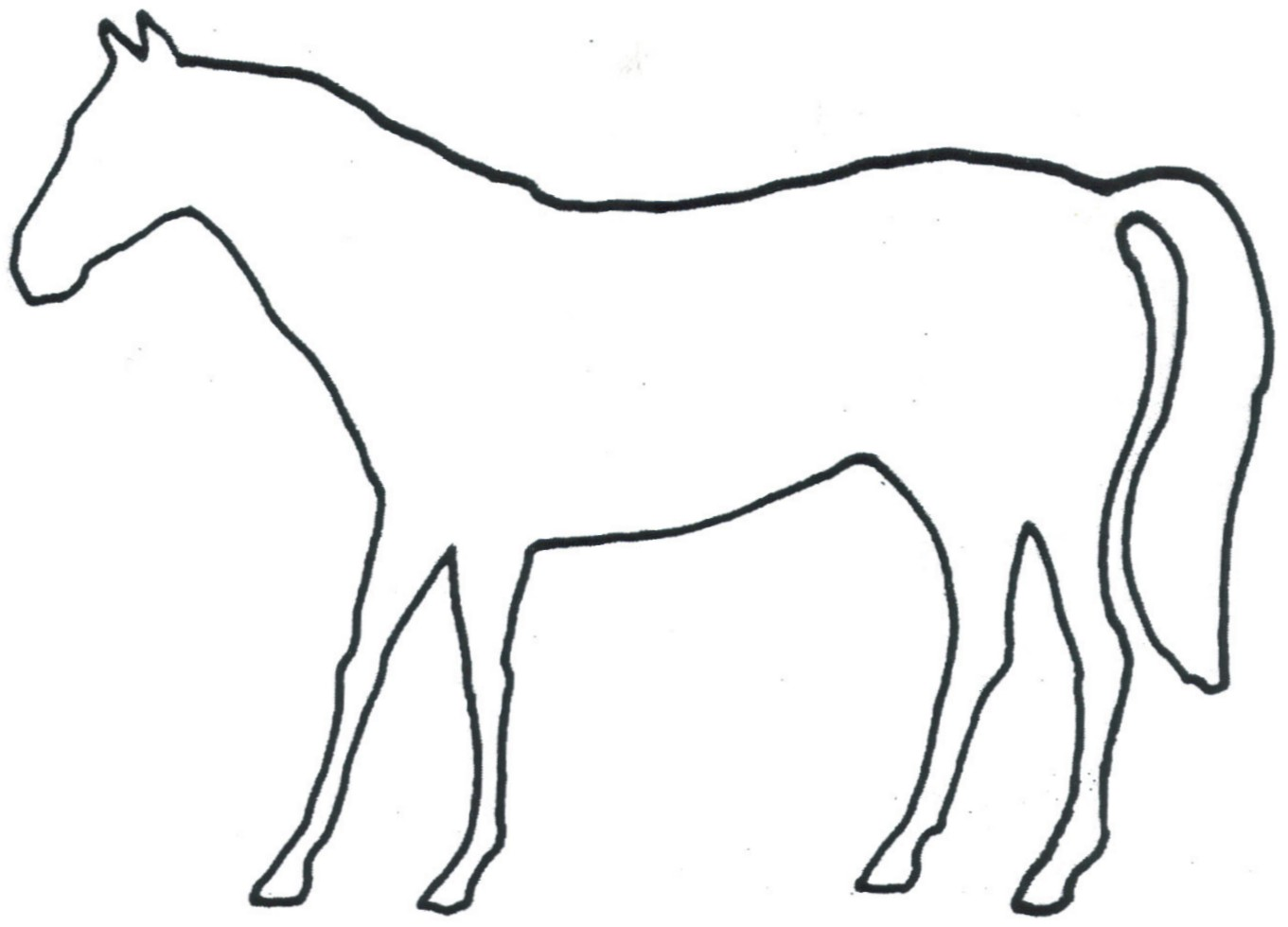Free Outline Drawings Of Animals, Download Free Clip Art
