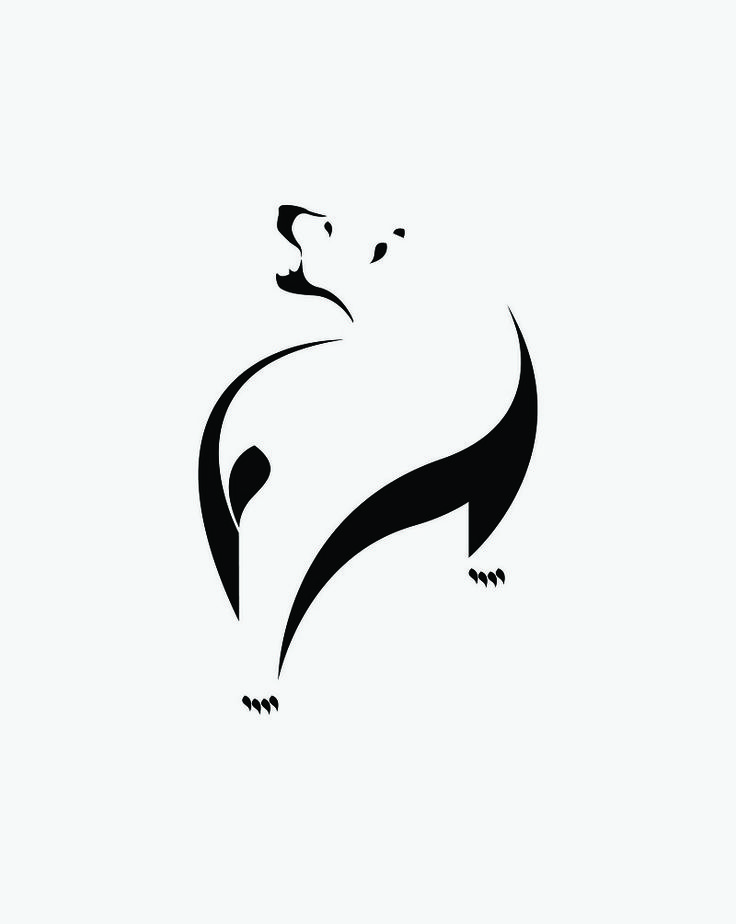 Free Polar Bear Graphic, Download Free Clip Art, Free Clip