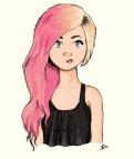 Cute Easy Girl Hipster Drawings Tumblr