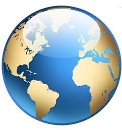 photoshop world globe icon psdgraphics [ 1280 x 1024 Pixel ]