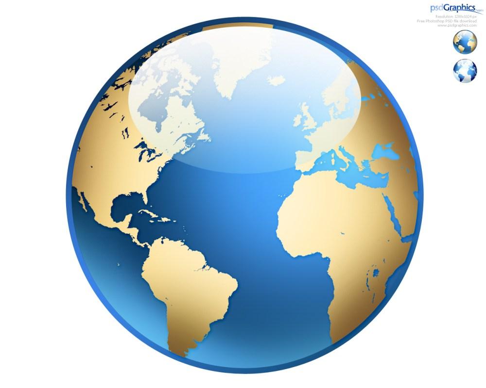 medium resolution of photoshop world globe icon psdgraphics