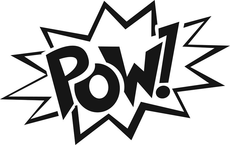 Free Pow, Download Free Clip Art, Free Clip Art on Clipart