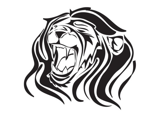 small resolution of images of roaring lions clipart library