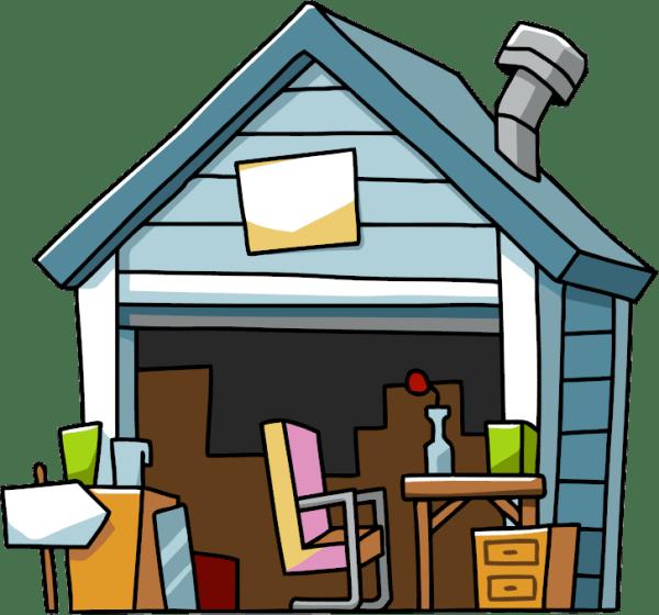 garage - scribblenauts wiki