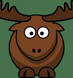 elk clip art cartoon clipart library free clipart images [ 3333 x 3104 Pixel ]