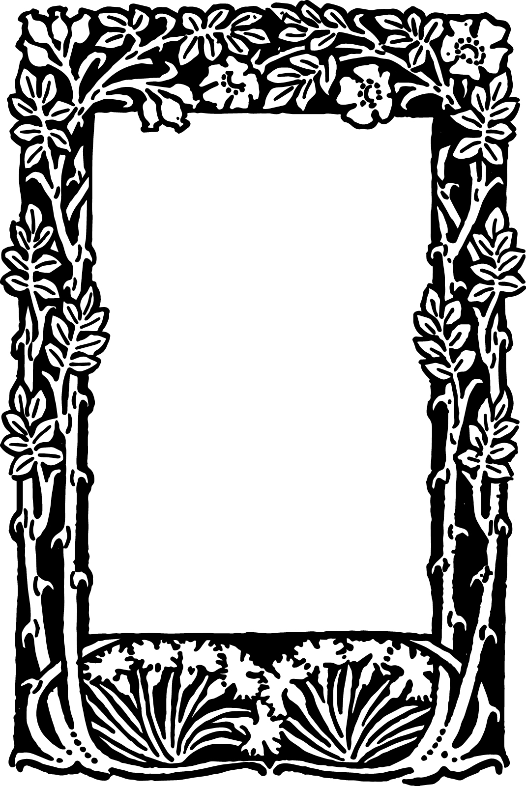 Free Printable Borders Frames