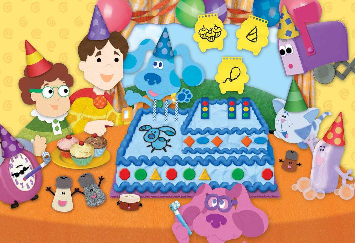 hight resolution of blues clues 1661291 license personal use