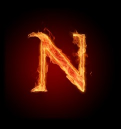 the letter n the letter n photo 22189339 fanpop [ 2560 x 2560 Pixel ]