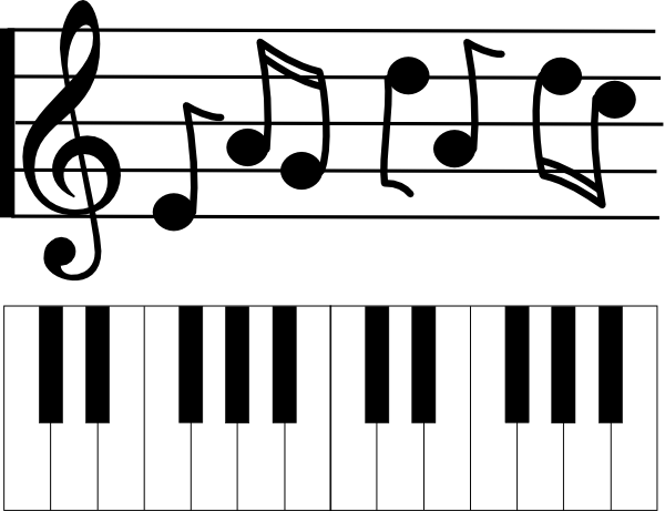 Free Sheet Music Clipart, Download Free Clip Art, Free