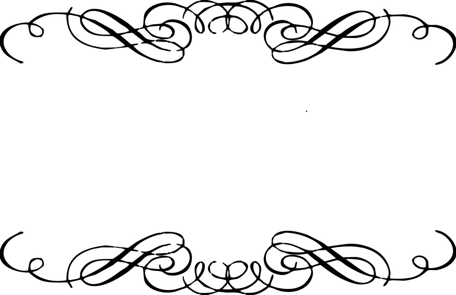 hight resolution of floral scroll frame clip art free download clipart library