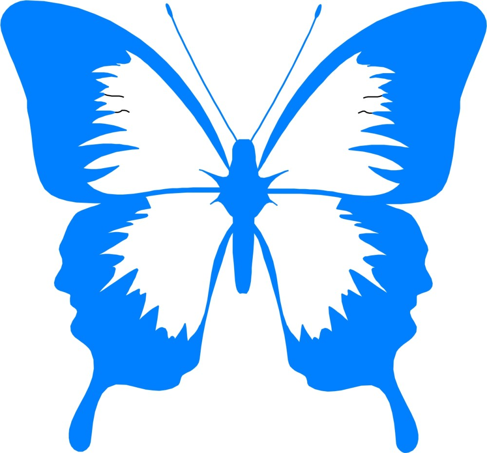 medium resolution of cartoon butterfly clipart library clipart library
