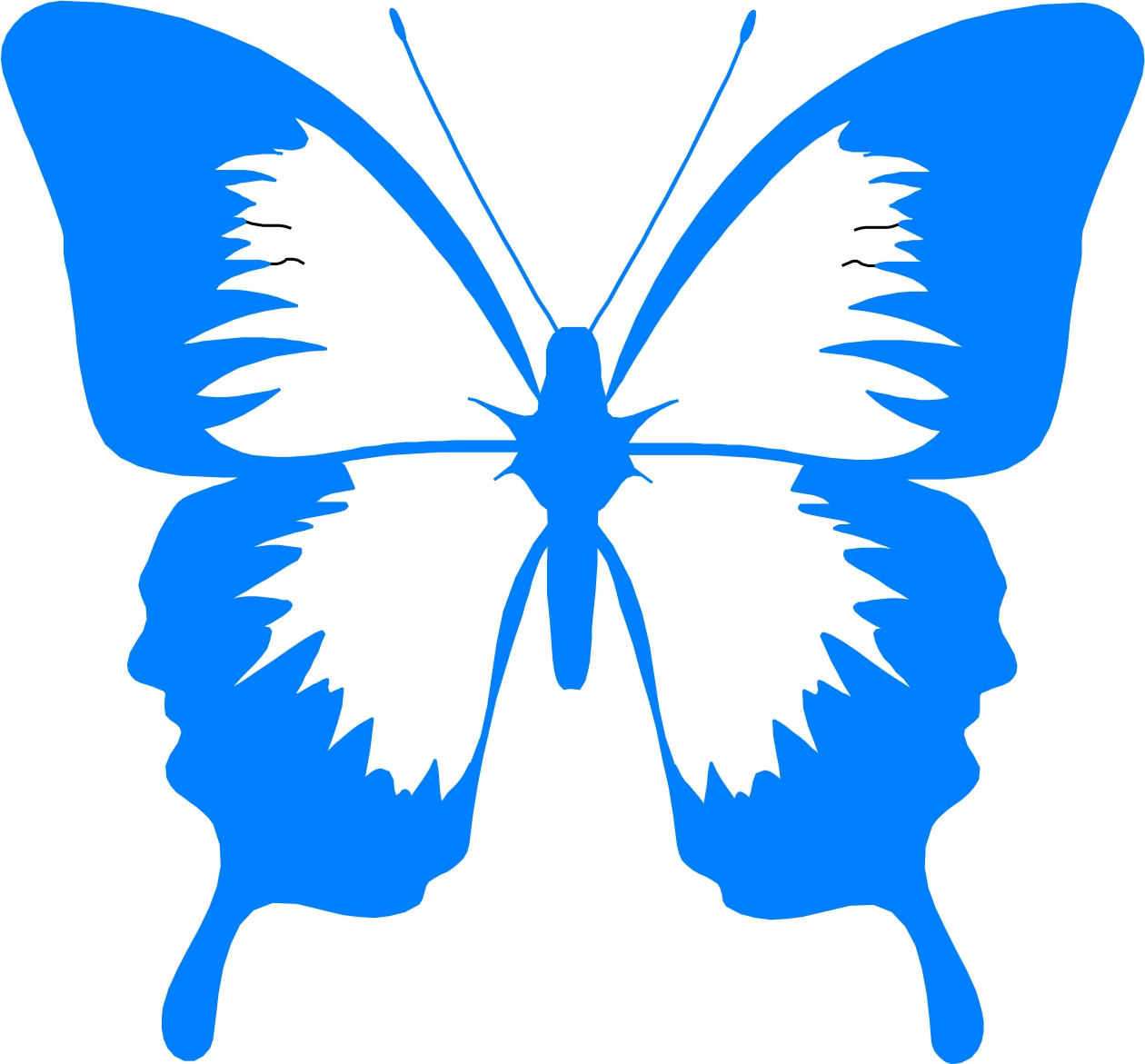hight resolution of cartoon butterfly clipart library clipart library