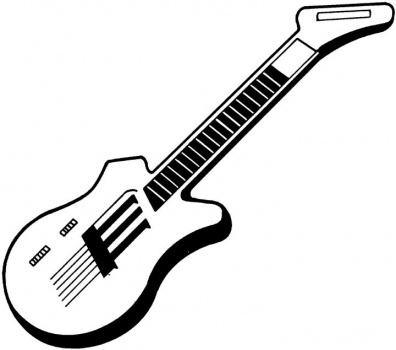 Free Images Of Electric Guitars, Download Free Clip Art