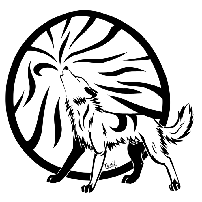 Free Tribal Animal Art, Download Free Clip Art, Free Clip