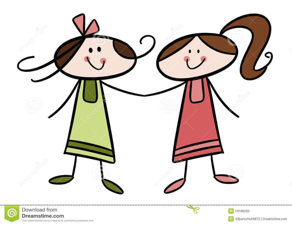 medium resolution of two friends hugging clipart clipart library free clipart images