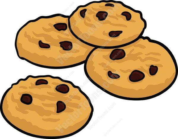 free cartoon cookie