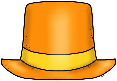 small resolution of educlips educasong free blank new year top hat clip art