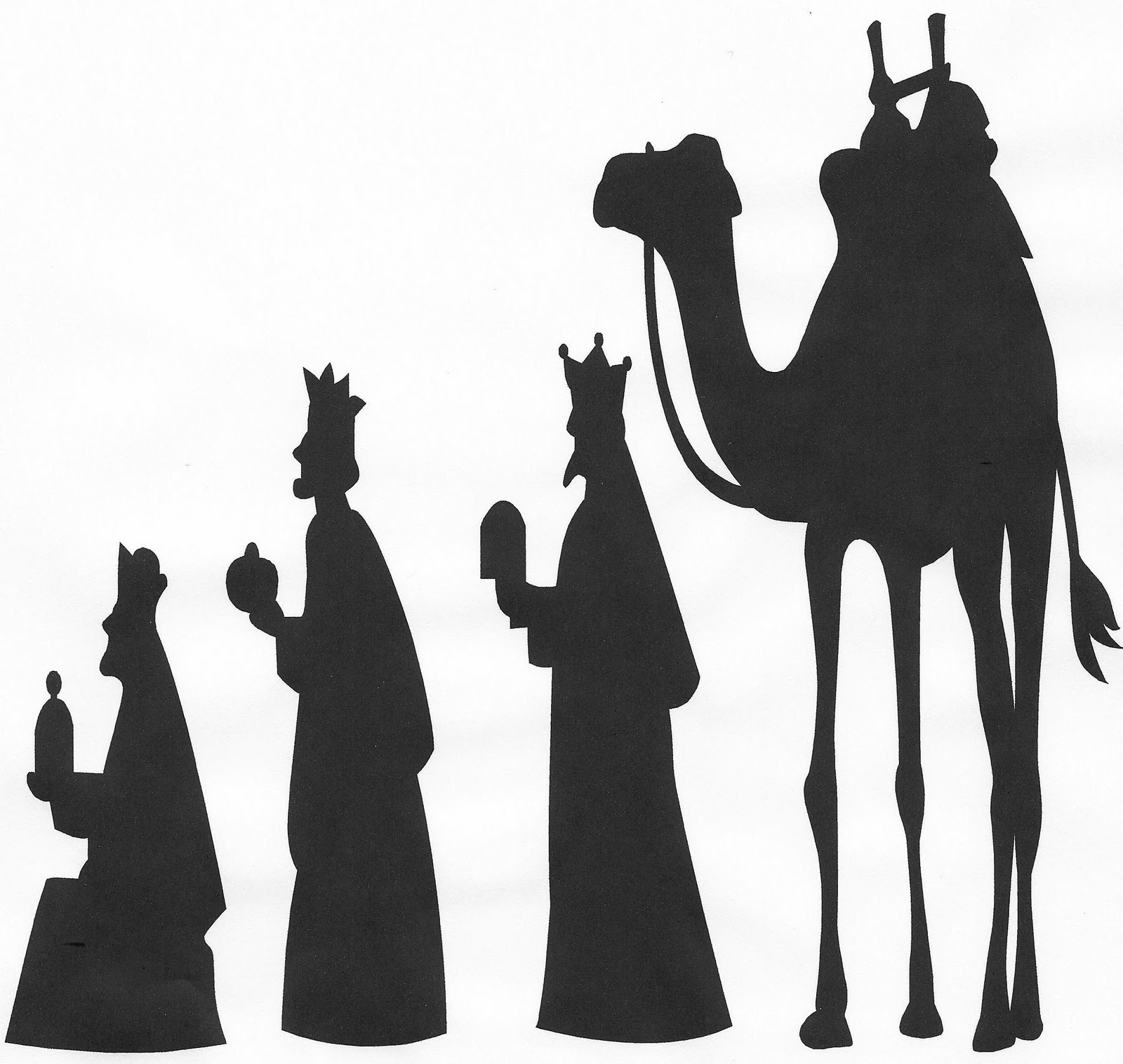hight resolution of free nativity scenes pictures download free clip art