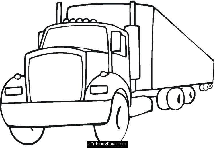Free Semi Truck Clipart, Download Free Clip Art, Free Clip