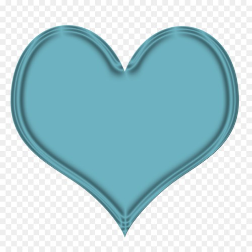 small resolution of blue heart clip art heart png download 894 894 free transparent blue