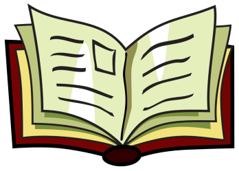 books transparent clipart history library clip open personal