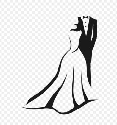 wedding invitation bridegroom clip art bride groom png download [ 900 x 900 Pixel ]