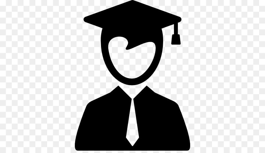 Free Cap And Gown Silhouette, Download Free Clip Art, Free