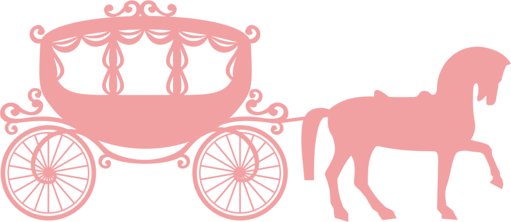 medium resolution of cinderella coach silhouette 1434613 license personal use