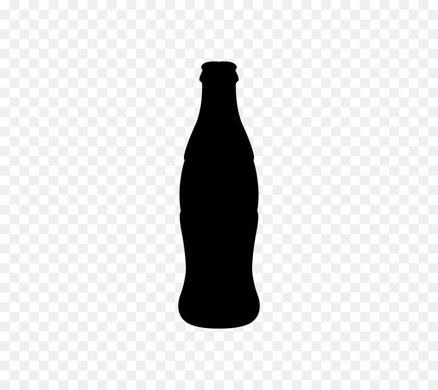 coke bottle vector share