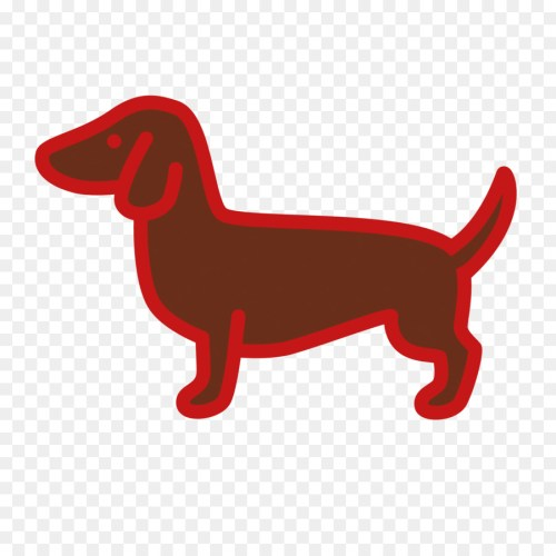 small resolution of symrise dog breed holzminden dachshund dachshund png download
