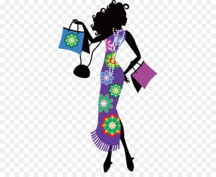 Free Elegant Lady Silhouette Download Free Clip Art Free Clip Art on Clipart Library