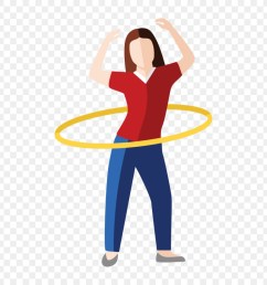 hula hoops shoulder physical fitness clip art line png download [ 900 x 900 Pixel ]