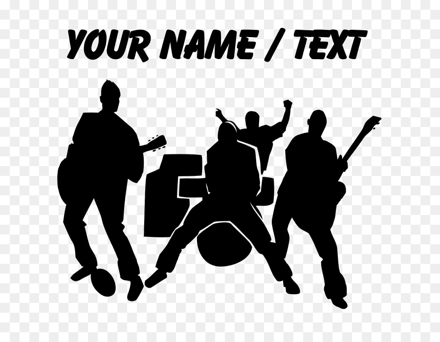 Free Jazz Band Silhouette, Download Free Clip Art, Free