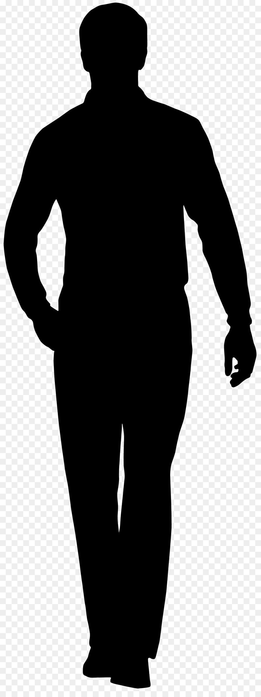 Silhouette Transparent Background : silhouette, transparent, background, Silhouette, Transparent, Background,, Download, Clipart, Library