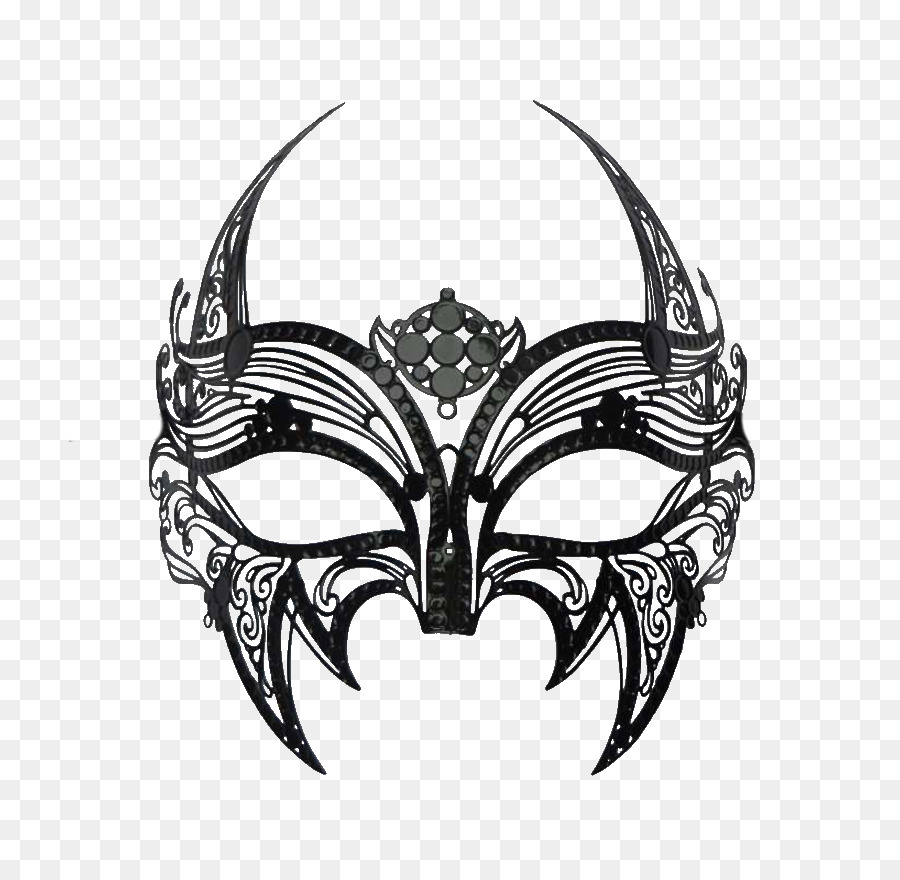 Free Masquerade Masks Silhouette, Download Free Clip Art