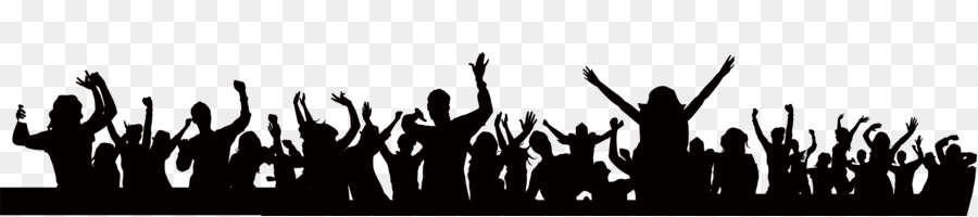 Free Party People Silhouette Download Free Clip Art Free Clip Art on Clipart Library